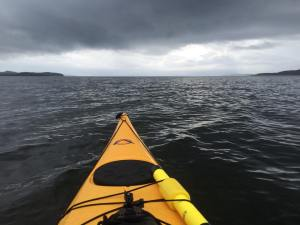 north ledaig kayaking